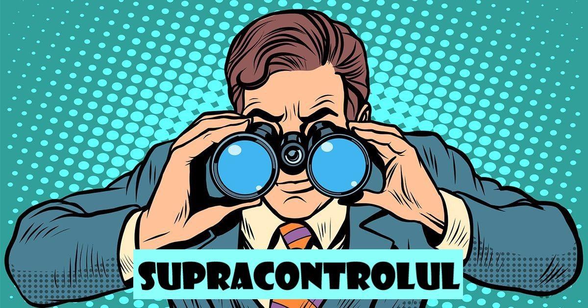 Ispitele liderului 8 – Supracontrolul